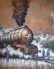 NOSTALGIA OF STEAM LOCOMOTIVES 41