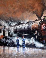 NOSTALGIA OF STEAM LOCOMOTIVES 42