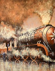NOSTALGIA OF STEAM LOCOMOTIVES 43
