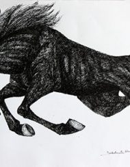 GALLOPING HORSE 17