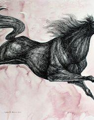 GALLOPING HORSE 24