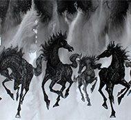 GALLOPING HORSES 59
