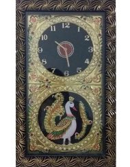 TANJORE WALL CLOCK