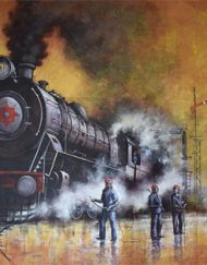 NOSTALGIA OF INDIAN STEAM LOCOMOTIVES 35