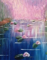 THE LAKE OF LILLIES
