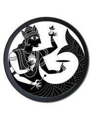 Indian God-002