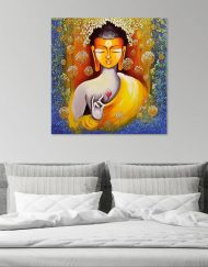 BUDDHA - PEACE BEGINS WITH SELFLOVE (1)