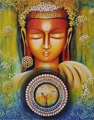 EMERGING BUDDHA SERIES 5
