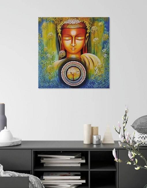EMERGING BUDDHA SERIES 5 (2)
