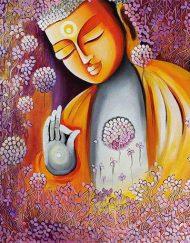 EMERGING BUDDHA SERIES 6