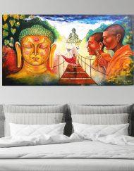 DEVOTION OF BUDDHA (1)