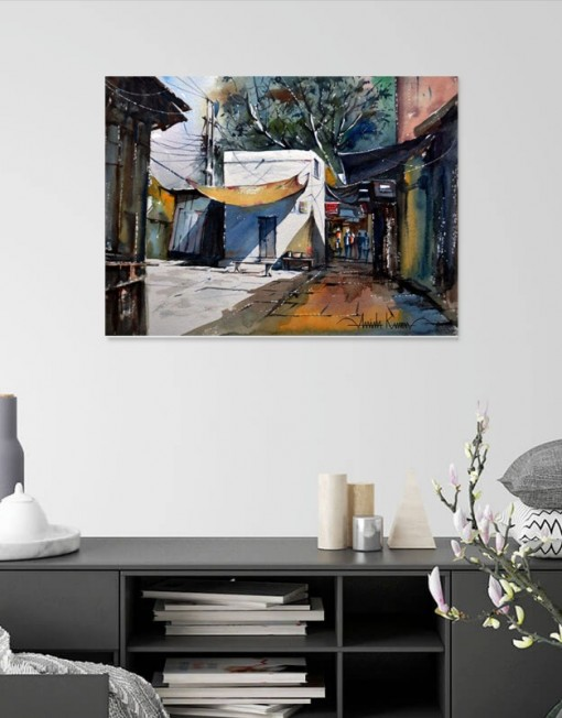 BANARAS STREET (2)