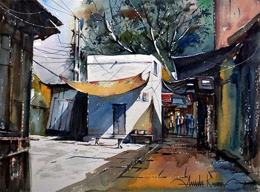 BANARAS STREET